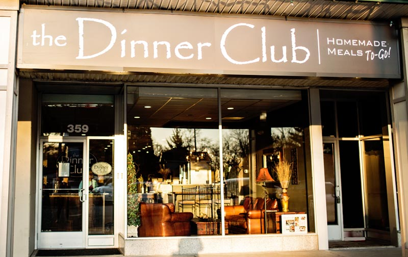 The Dinner Club in La Grange Park, IL